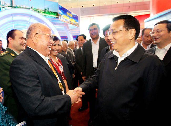 2011年9月1日,在中国——亚欧博览